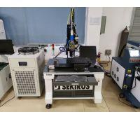 Автоматический волоконно-оптический станок SEKIRUS P3813M-0304FA 500 Вт