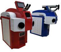 Лазерный станок для ювелирной сварки и пайки 150Вт SEKIRUS P0413M-TS