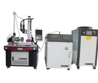 Автоматический аппарат лазерной сварки SEKIRUS P3213M-0305YA 500 Вт