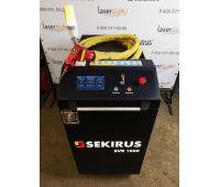 Лазерная сварка металла. Ручной аппарат SEKIRUS P2613M-SVR-1000W - производство Россия